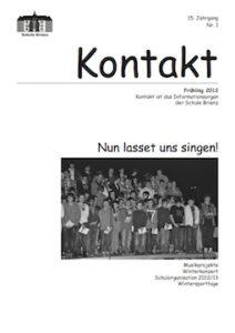 Kontakt 2012-1