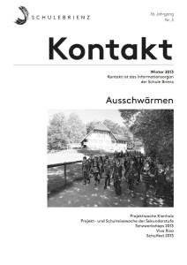 Kontakt 2013/3