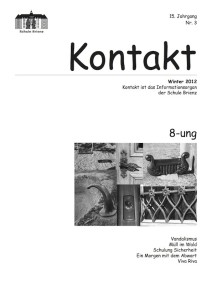 Kontakt 3/2012